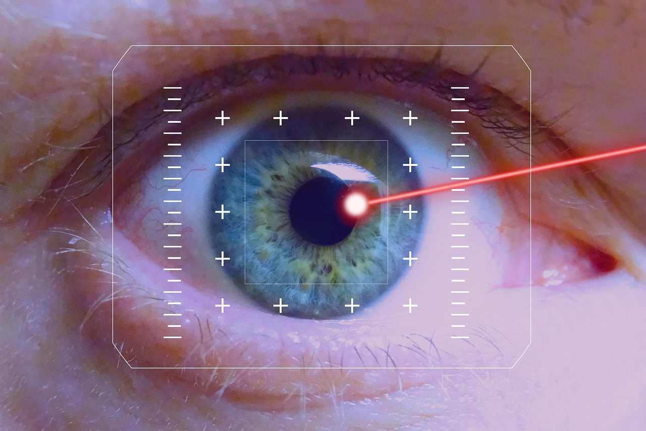 What is Laser Vision Correction?
